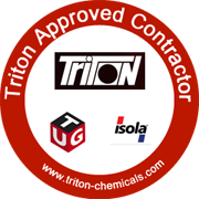 Triton Approved Contractor Approved